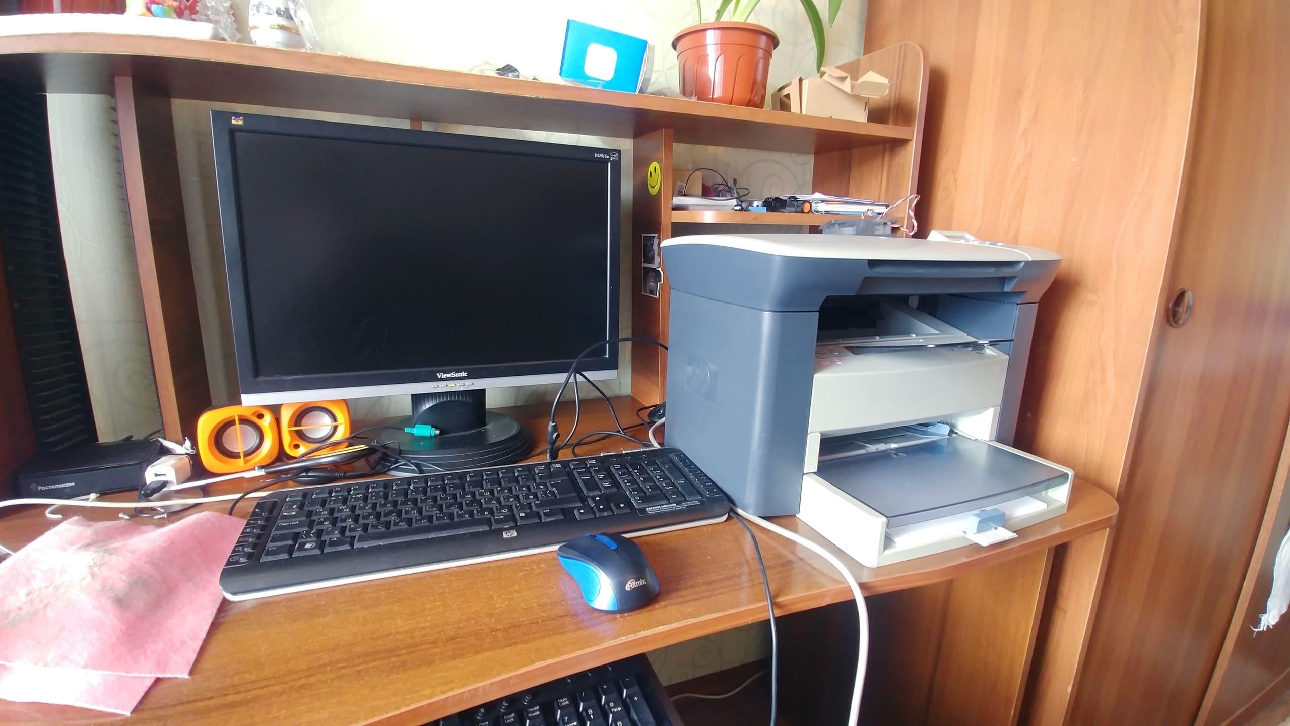 Настройка принтера в Новочебоксарске Строителей 16